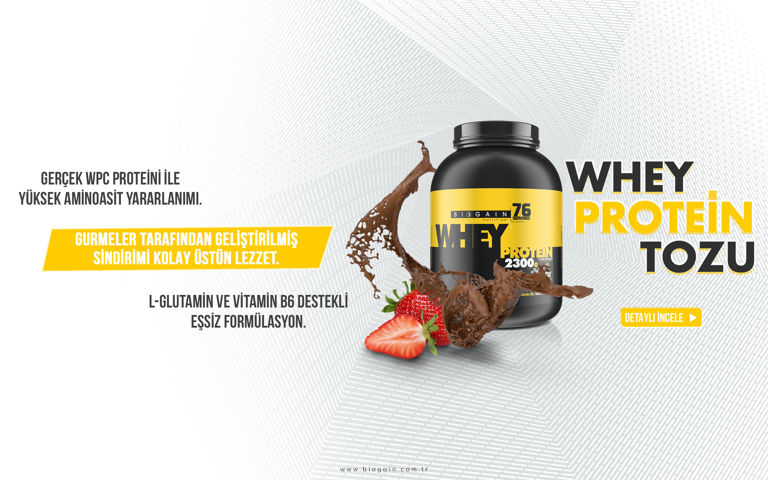 Biogain Supplement