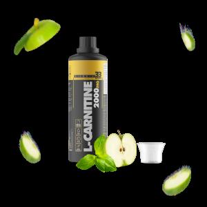 L-Carnitine 1000ml - Yeşil Elma
