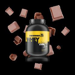 Whey Protein Tozu 2300gr - Çikolata