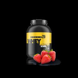 Whey Protein Tozu 2300gr - Çilek